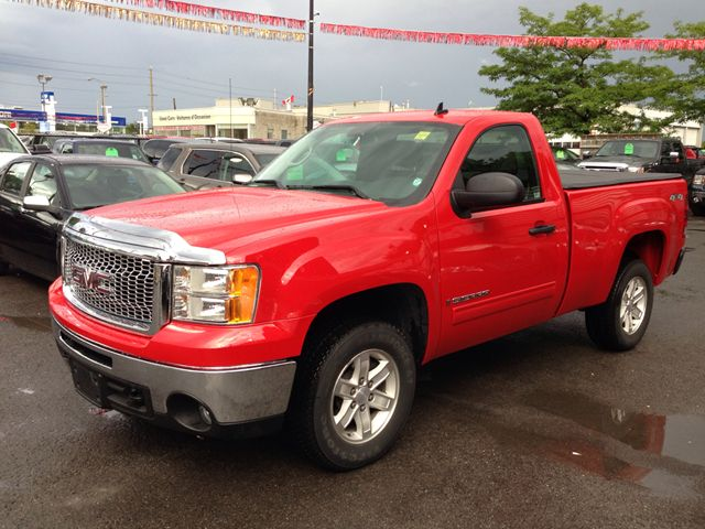 2009 Gmc Sierra 1500 Sle Regular Cab Short Box 4x4