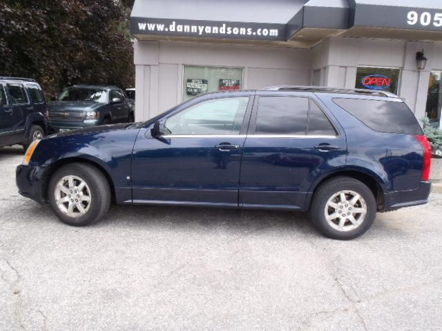 2006 cadillac srx mississauga ontario used car for sale. Black Bedroom Furniture Sets. Home Design Ideas