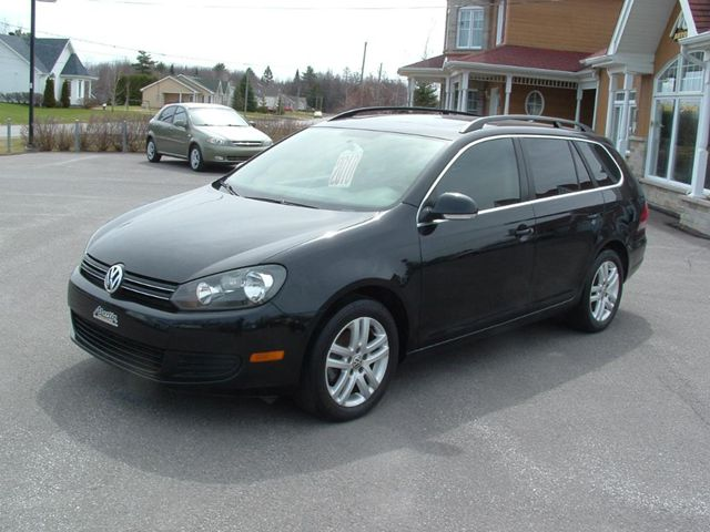 Volkswagen Golf Wagon 2010