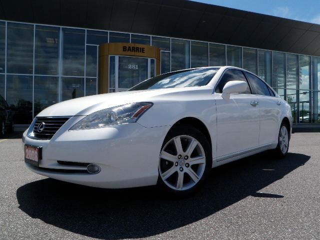 2008 lexus es 350 priced to sell luxury package leather seats moon roof white lexus of. Black Bedroom Furniture Sets. Home Design Ideas