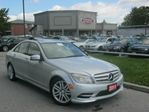 2011 Mercedes-Benz C250 4MATIC SPORT+ PREM PKG PARKTRONIC in Scarborough, Ontario