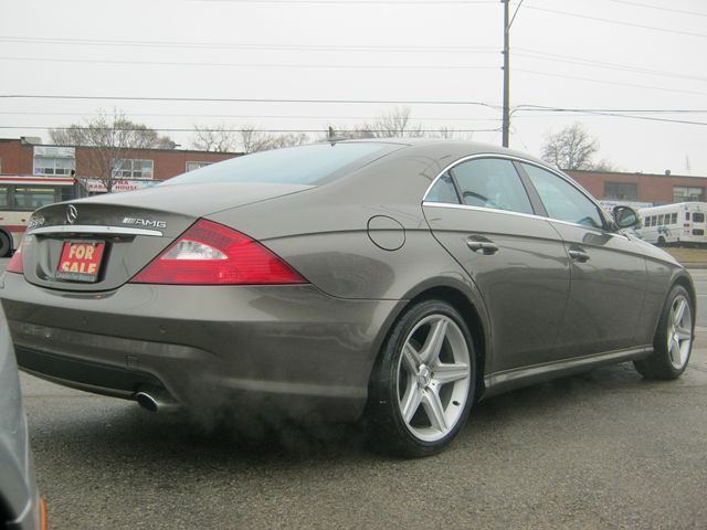 2008 mercedes benz cls550 amg sport pkg navigation for Mercedes benz scarborough