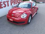 2012 Volkswagen New Beetle  Premiere- Htd seats, MP3, Alloy's, Cruise in Oshawa, Ontario