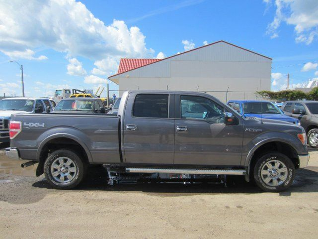 2011 ford f 150 lariat 4x4 supercrew cab 6 5 ft box 157 in wb peace river alberta used car. Black Bedroom Furniture Sets. Home Design Ideas