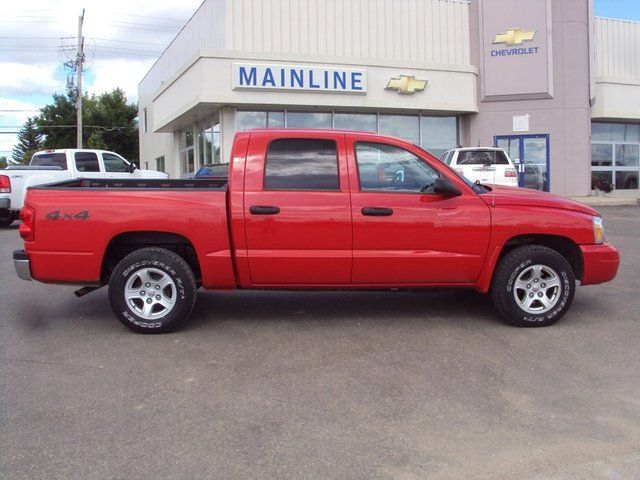 2006 dodge dakota slt watrous saskatchewan used car for. Black Bedroom Furniture Sets. Home Design Ideas