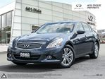 2012 Infiniti G37 x Moonroof PKG in Mississauga, Ontario