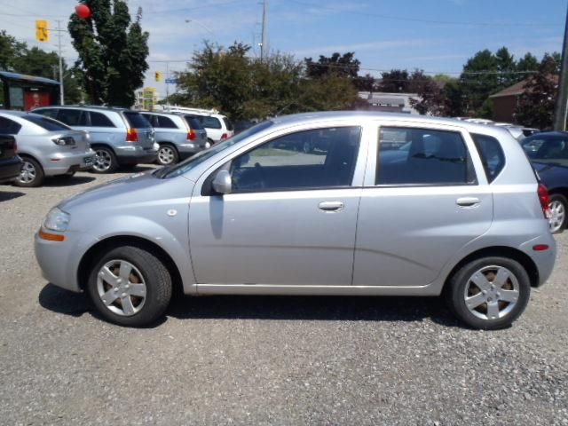 2006 chevrolet aveo ls mississauga ontario used car for sale. Black Bedroom Furniture Sets. Home Design Ideas