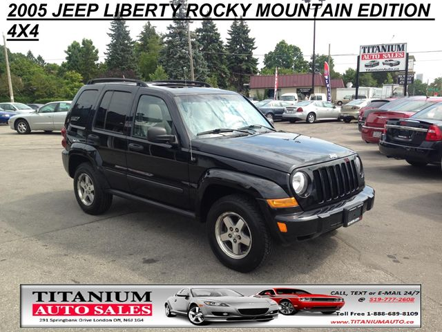 jeep announces rocky mountain editions of the jeep liberty. Cars Review. Best American Auto & Cars Review