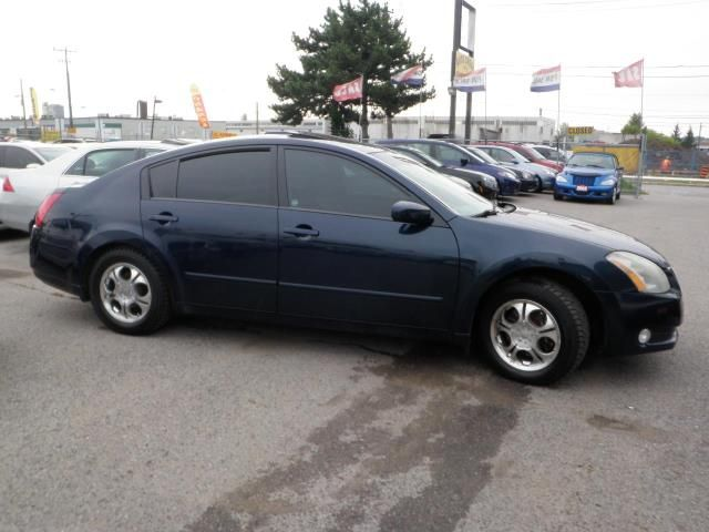 2005 Nissan Maxima Sl For Sale 2004 Nissan Maxima SL* Navigation* Leather Sunroof ** in North York ...