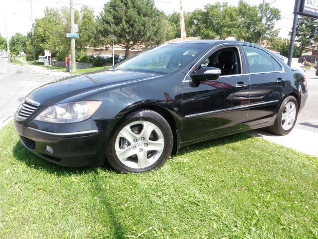 2005 acura rl tech awd navigation scarborough ontario. Black Bedroom Furniture Sets. Home Design Ideas
