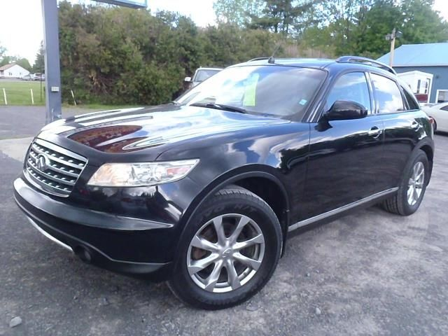 2007 infiniti fx35 rockland ontario used car for sale. Black Bedroom Furniture Sets. Home Design Ideas