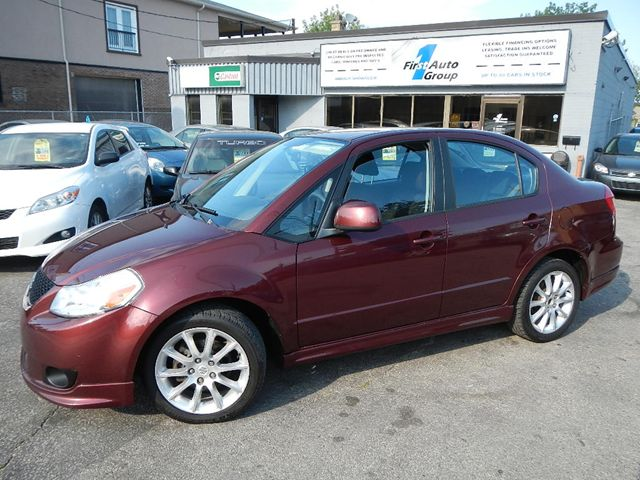 2008 suzuki sx4 sport etobicoke ontario used car for. Black Bedroom Furniture Sets. Home Design Ideas
