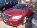 2013 Chrysler 200 LX - ONLY 198 KMS ! in Woodbridge, Ontario