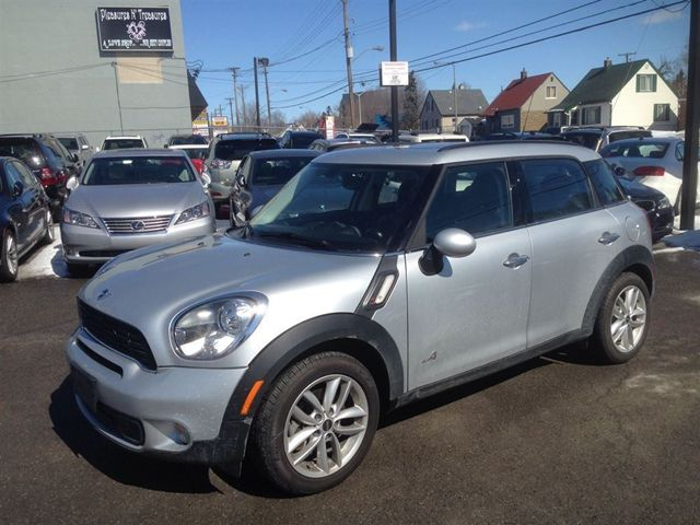 MINI Cooper Countryman 2012