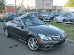 2011 Mercedes-Benz E-Class E350 CANADIAN AMG SPORT + PREM PKG in Scarborough, Ontario