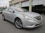 2011 Hyundai Sonata LIMITED W/NAV, HTD. LEATHER, ROOF, LOADED! in Stittsville, Ontario