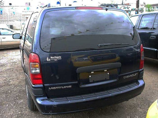 2005 CHEVROLET Venture Value Plus Van LWB in Edmonton, Alberta