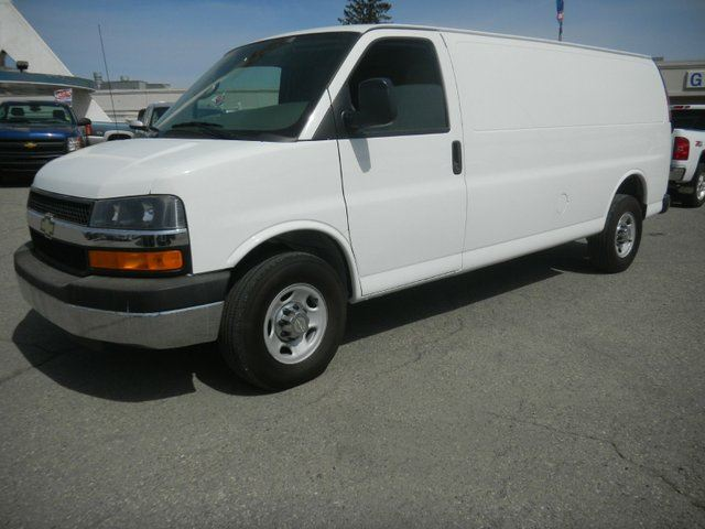 2011 chevrolet express 3500 standard rear wheel drive extended cargo van calgary alberta car. Black Bedroom Furniture Sets. Home Design Ideas
