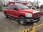 2008 Dodge RAM 1500 2008 DODGE RAM BIG HORN ONLY 81000 KMS!!! HEMI in Winnipeg, Manitoba