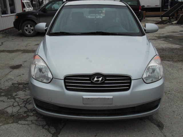 2007 hyundai accent 2007 hyundai accent 4 door sedan. Black Bedroom Furniture Sets. Home Design Ideas