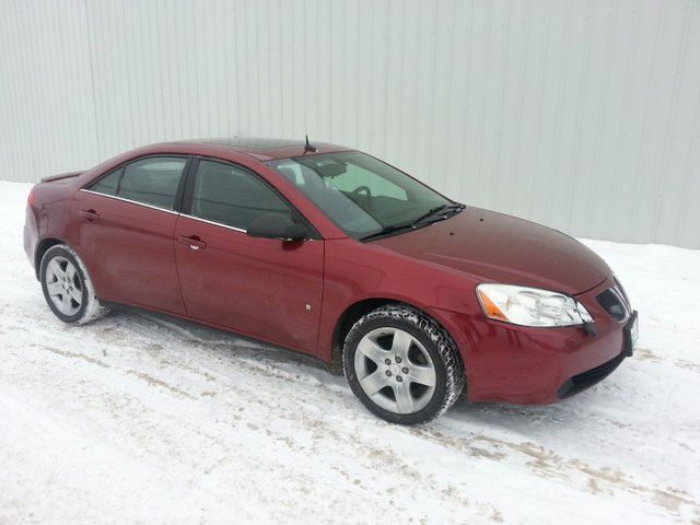 2008 PONTIAC G6 SE Sedan in Winnipeg, Manitoba