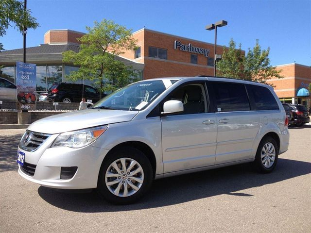 2012 volkswagen routan confortline with leather for only. Black Bedroom Furniture Sets. Home Design Ideas