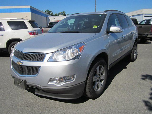 2012 chevrolet traverse lt awd silver dave wheaton pontiac buick gmc. Cars Review. Best American Auto & Cars Review