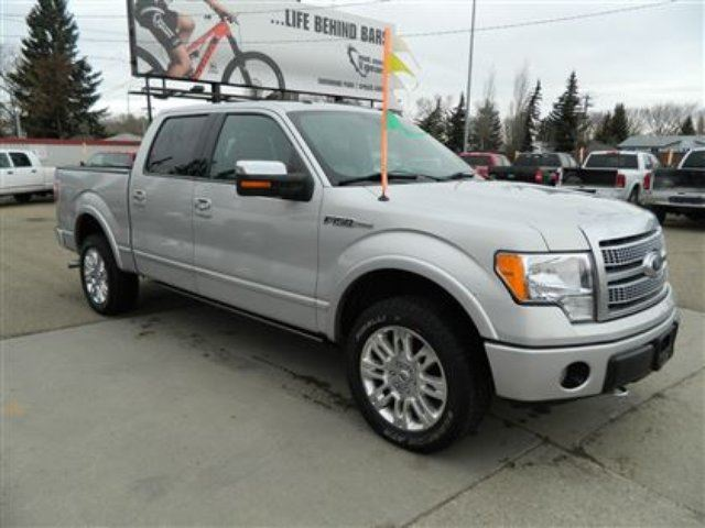 2009 ford f 150 platinum pickup 5 1 2 ft grey deals on. Black Bedroom Furniture Sets. Home Design Ideas