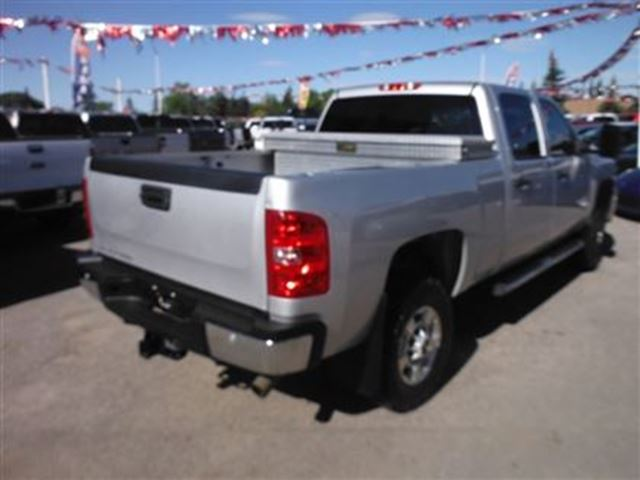 2011 Chevrolet Silverado 2500 LT Power Options Impressive Towing - Edmonton, Alberta Used Car ...