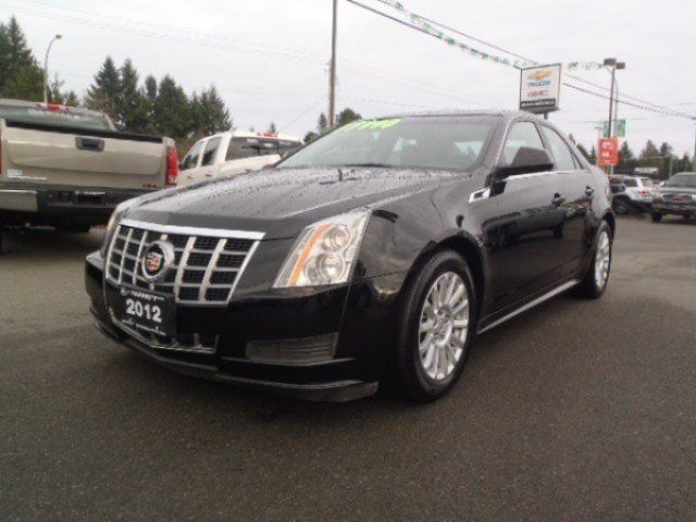 2012 CADILLAC CTS 3.0L SIDI AWD in Parksville, British Columbia