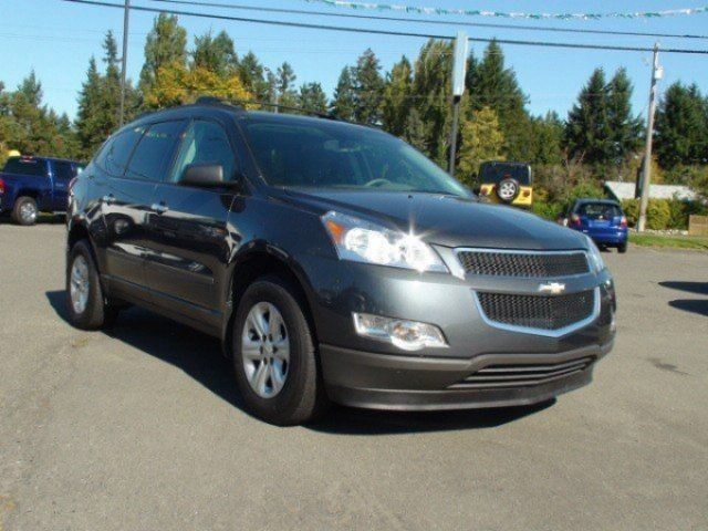 chevrolet traverse ls parksville british columbia used car for sale. Cars Review. Best American Auto & Cars Review