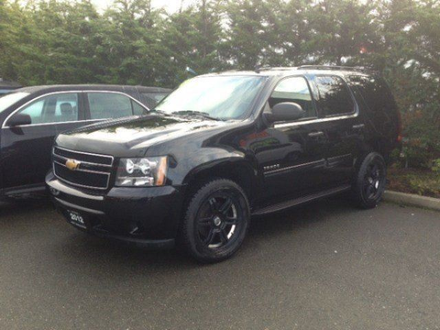 2012 CHEVROLET TAHOE 5.3 4WD AUTO in Parksville, British Columbia