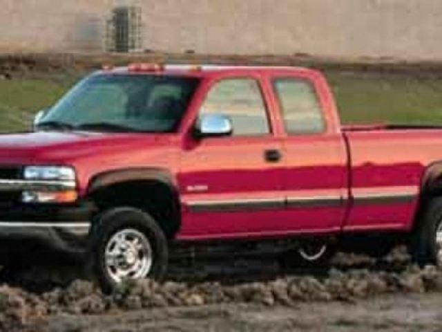 2002 CHEVROLET SILVERADO 2500  2500HD 4X4 EXTENDED CAB in Parksville, British Columbia