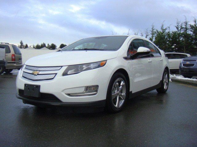 2013 CHEVROLET VOLT - in Parksville, British Columbia