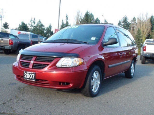 2007 DODGE GRAND CARAVAN SE in Parksville, British Columbia