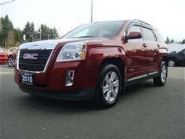 2010 GMC TERRAIN 2.4 AUTO in Parksville, British Columbia