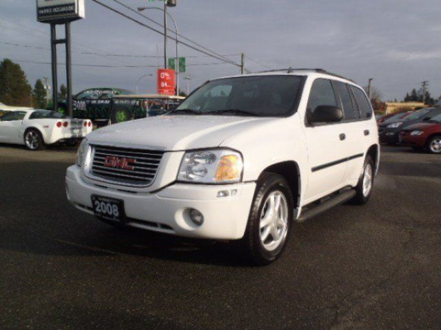 2008 GMC ENVOY 4.2 4WD AUTO in Parksville, British Columbia