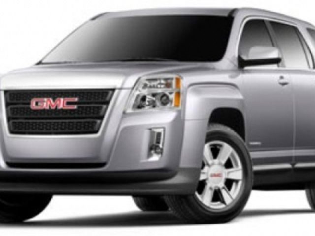 2011 GMC TERRAIN SLE-2 in Parksville, British Columbia