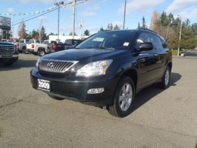2009 LEXUS RX 350 Leather Package in Parksville, British Columbia