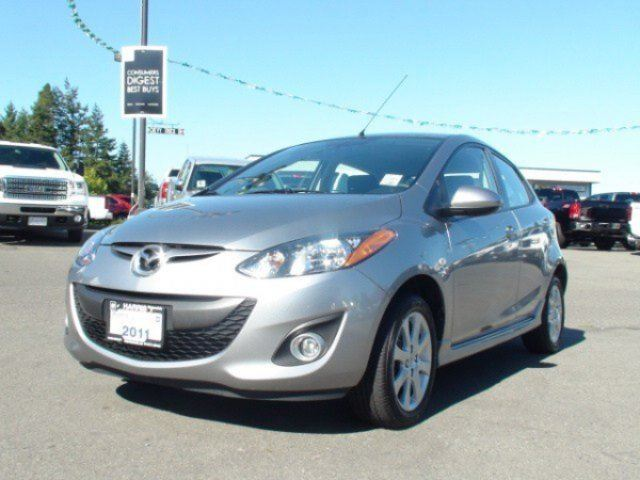 2011 MAZDA MAZDA2 GS in Parksville, British Columbia