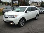 2010 Acura MDX SH-AWD all-wheel drive in Ottawa, Ontario