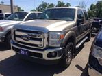 2011 Ford F-350 LARIAT 4X4 V8. LEATHER, ROOF, NAVIGATIO in Toronto, Ontario