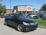 2011 Mercedes-Benz E550 CABRIOLET AMG + SPORT PKG NAVIGATION in Scarborough, Ontario