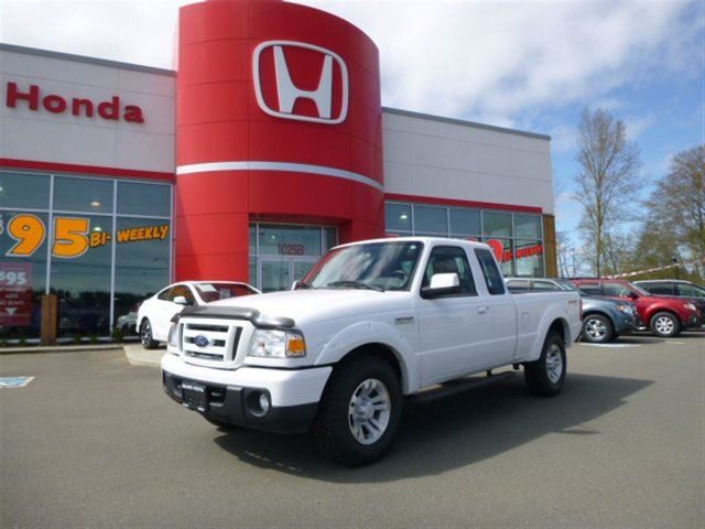 2010 FORD RANGER Sport **4x4-Clean-Must See** in Courtenay, British Columbia