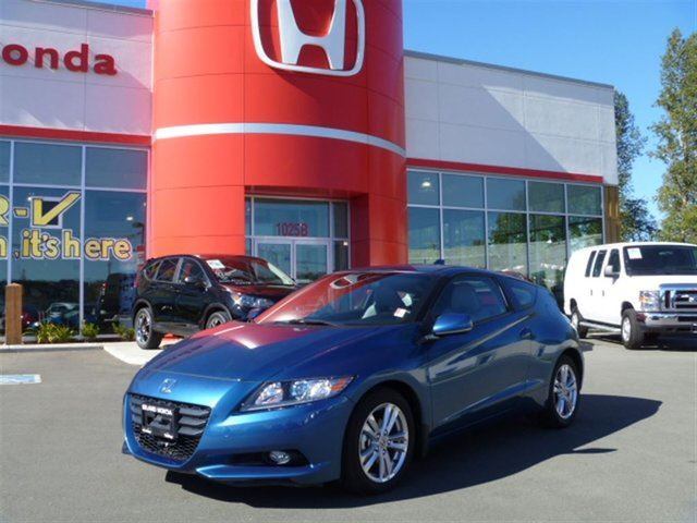 2011 HONDA CR-Z **Manager Demo-MUST GO** in Courtenay, British Columbia