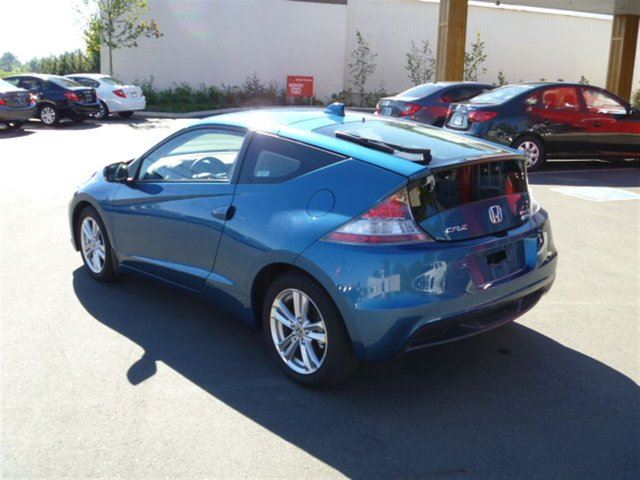 2011 honda cr z manager demo must go courtenay british columbia used car for sale 1380795. Black Bedroom Furniture Sets. Home Design Ideas