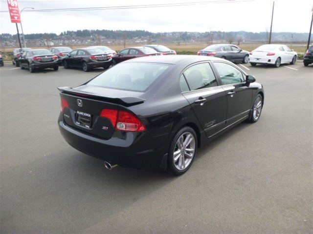 2008 honda civic si 4 door 6spd fun courtenay british columbia used car for sale 1380799. Black Bedroom Furniture Sets. Home Design Ideas