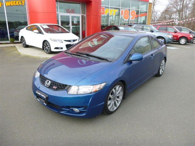 2010 honda civic si lowered cold air induction courtenay british columbia used car for sale. Black Bedroom Furniture Sets. Home Design Ideas