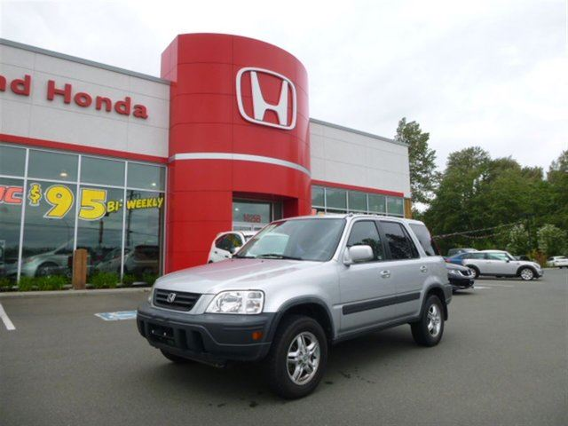 1999 Honda CR-V EX-L 4WD**Great Shape-Timing Belt Changed** in Courtenay, British Columbia