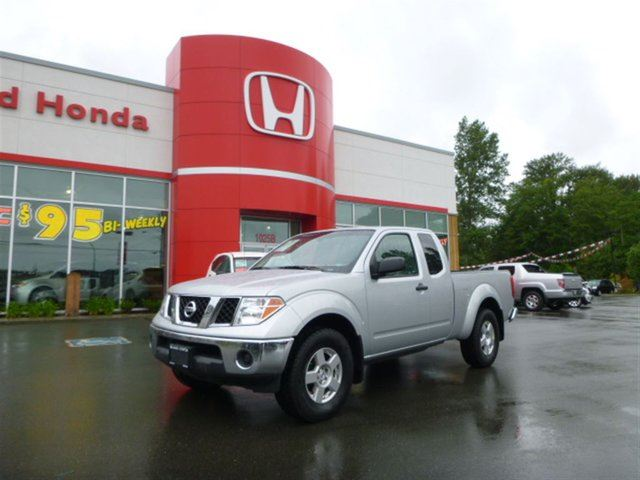 2007 NISSAN FRONTIER SE-V6**1 Owner-Low Kms-Local Truck** in Courtenay, British Columbia